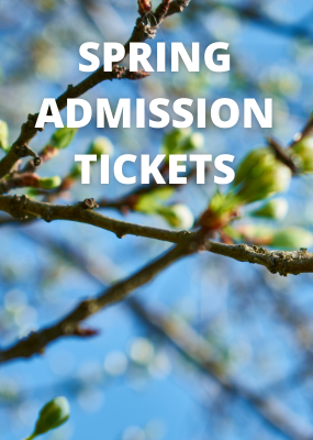 SPRING TICKETS  selected dates