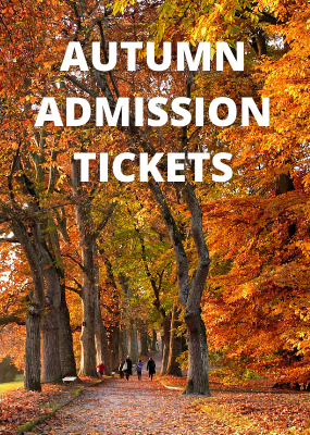 AUTUMN TICKETS  selected dates