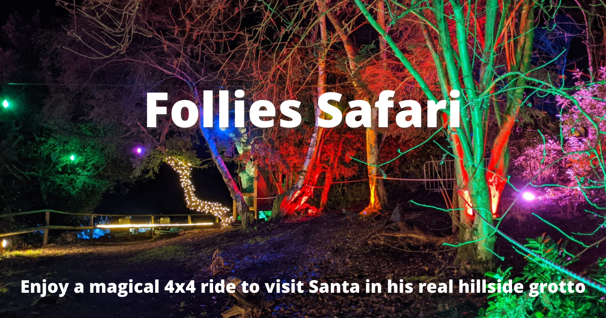 Follies Safari - selected dates