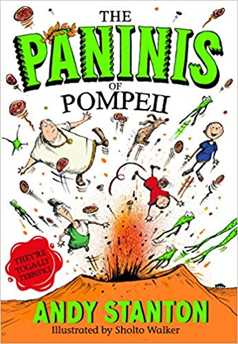 Andy Stantons new book The Paninis of Pompeii at Hawkstone Park Follies