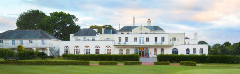 the modern and stylish hawkstone park hotel